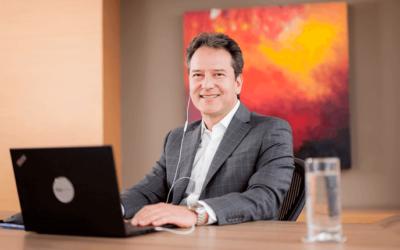 Entrevista a nuestro Presidente, David Bocanument, en Clase Empresarial